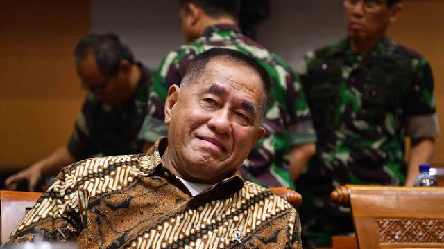 4 Tahun Jokowi-JK, Ryamizard Klaim Pertahanan RI Masuk 10 Besar Dunia