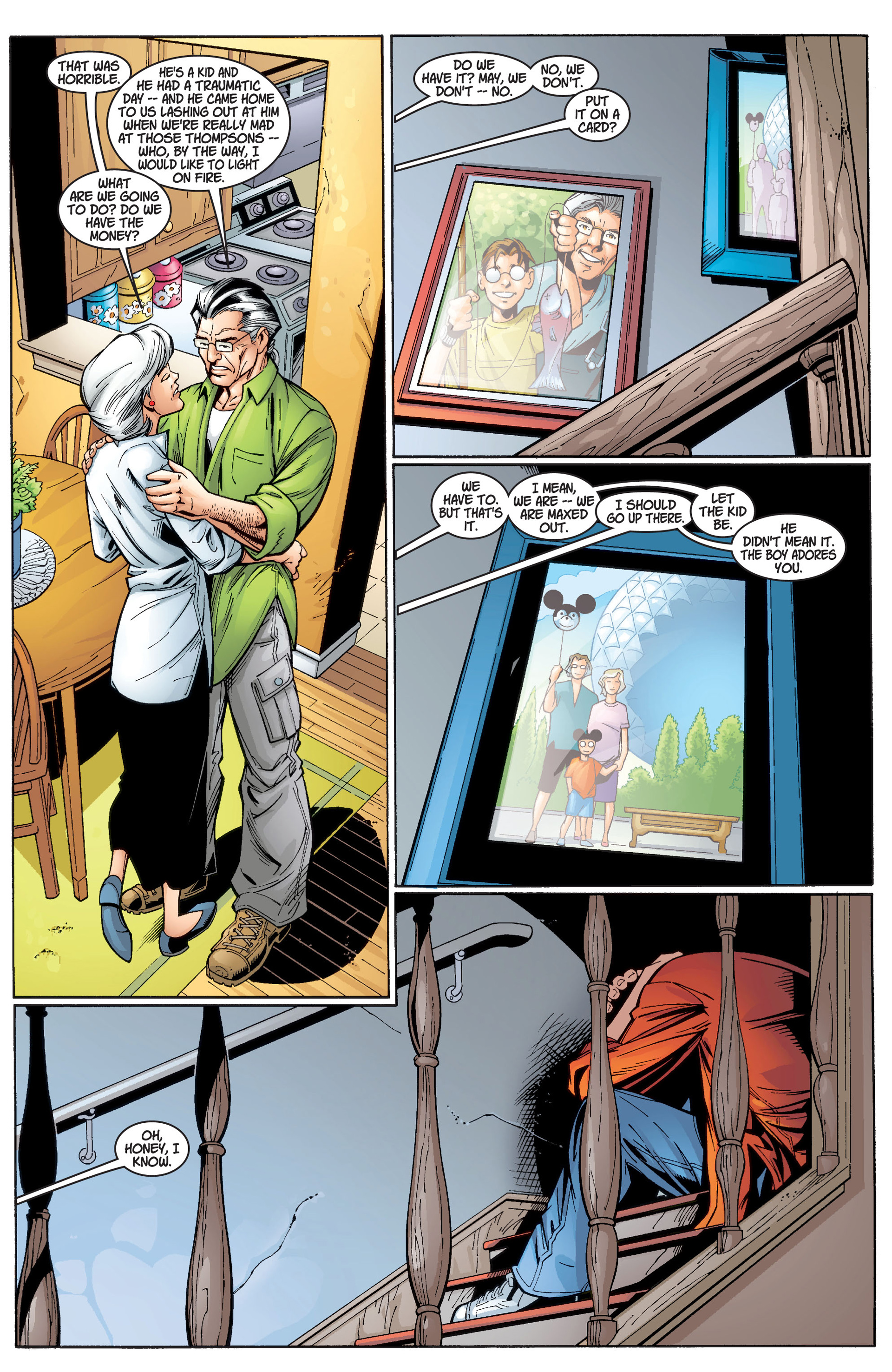 Read online Ultimate Spider-Man (2000) comic -  Issue #2 - 14