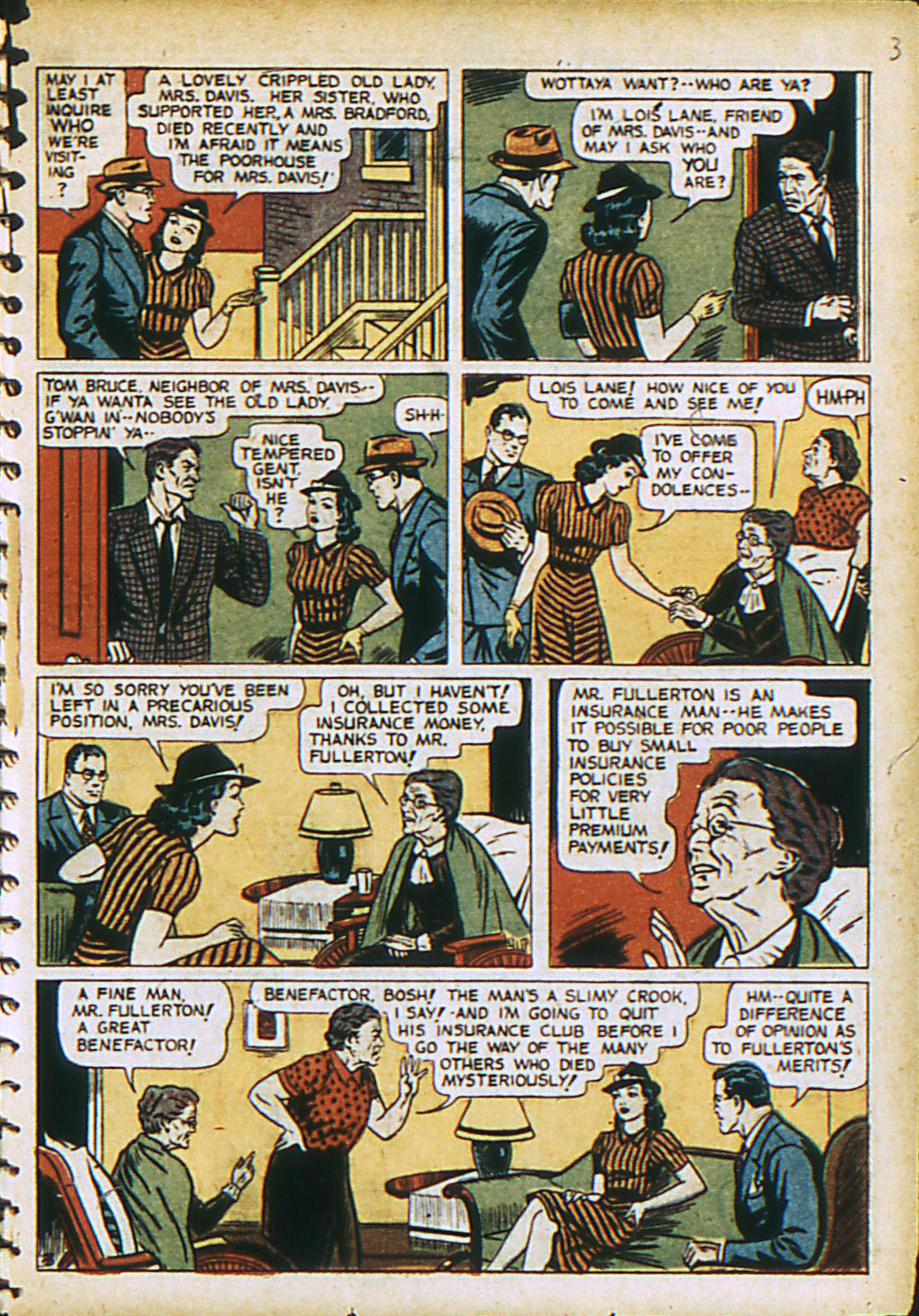 Action Comics (1938) 29 Page 5