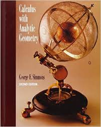 Calculus With Analytic Geometry pdf