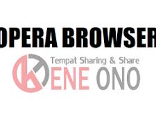 Opera Browser Terbaru 51.0 Build 2830.55 Offline Installer 2018