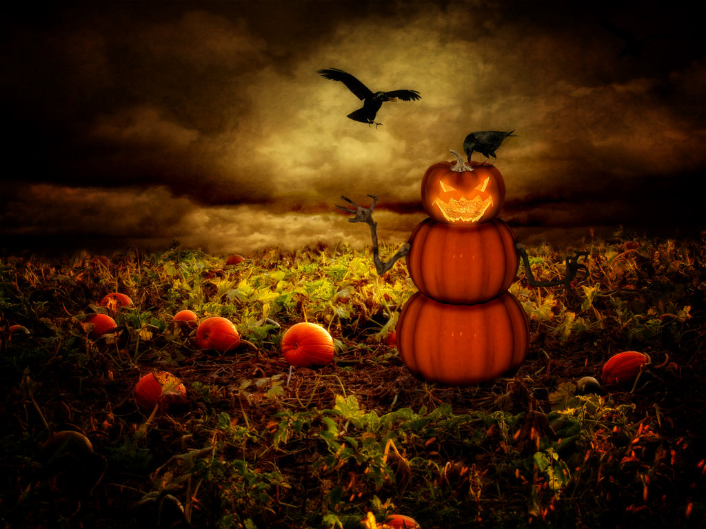 8 Scary Halloween Wallpapers - Selina Wing - Deaf Geek Blogger