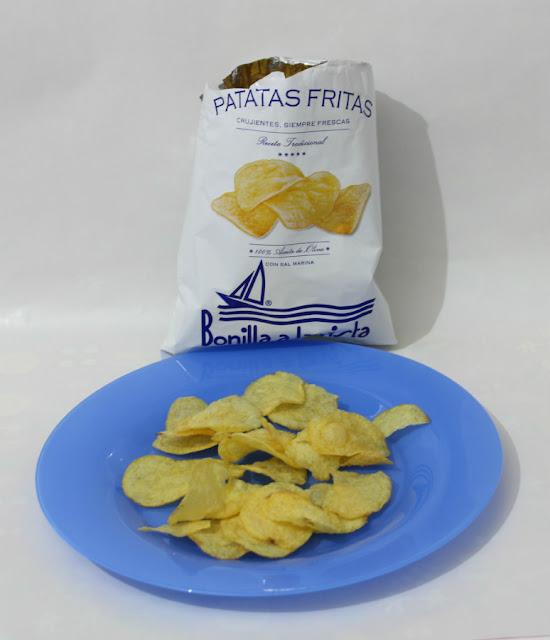 patatas fritas bonilla