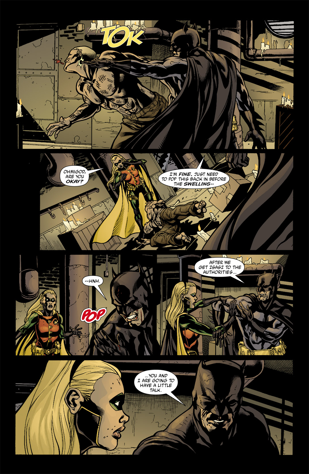 Detective Comics (1937) 796 Page 21