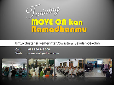 Training  Motivasi  Ramadhan