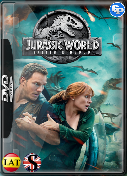 Jurassic World: El Reino Caído (2018) DVD5 LATINO/INGLES