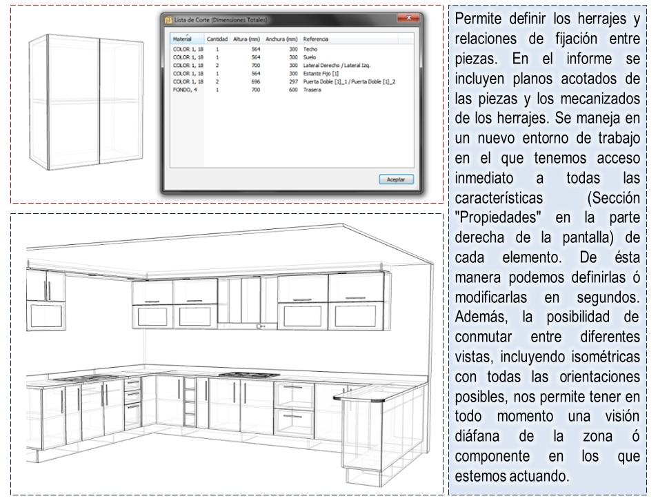 Dise os y optimisaci n de muebles en 3d programa para for Programas para disenar planos arquitectonicos