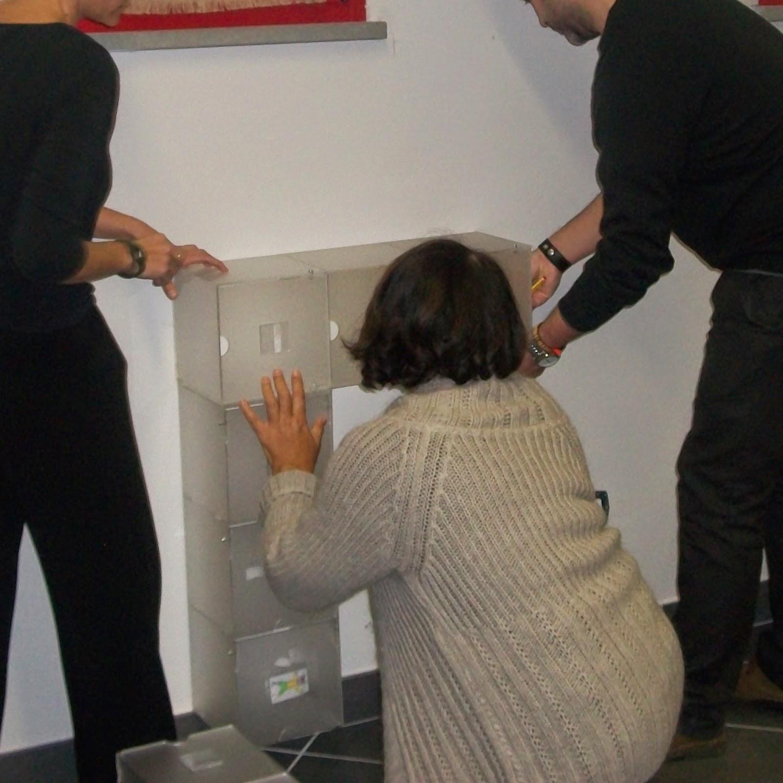 Organizzare lo spazio e arredare con materiali riciclati - Foto 4