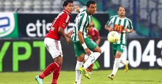موعد مشاهدة مباراة الأهلي والانتاج الحربي ضمن الدوري المصري و القنوات الناقلة