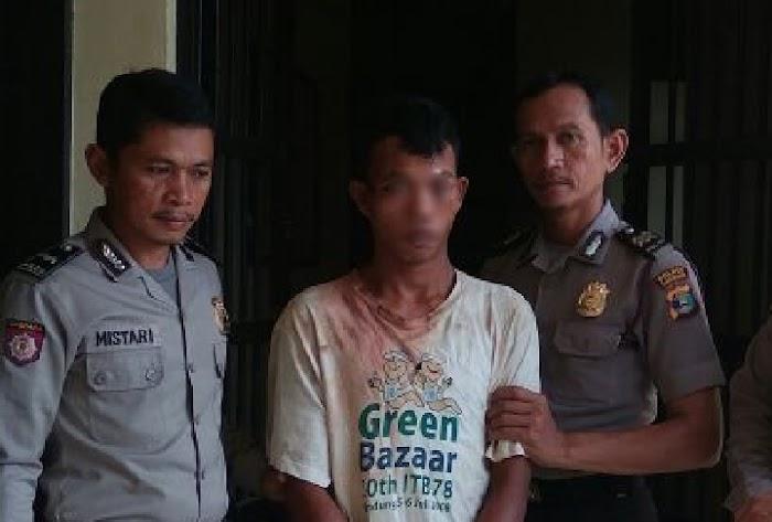 Polsek Limau Berhasil Menangkap Seorang Pelaku Curat dan Buru Dua Pelaku Lain
