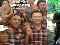 Ahoker Iwan Bopeng Tenar, Para Tentara 'Ubeg-Ubeg' Kampungnya. Ada Apa?