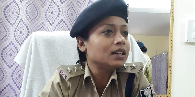 Lipi Singh, IPS : The tough police officer with courageous attitude