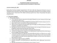 Lowongan Kerja Dosen UIN Sunan Kalijaga Yogyakarta
