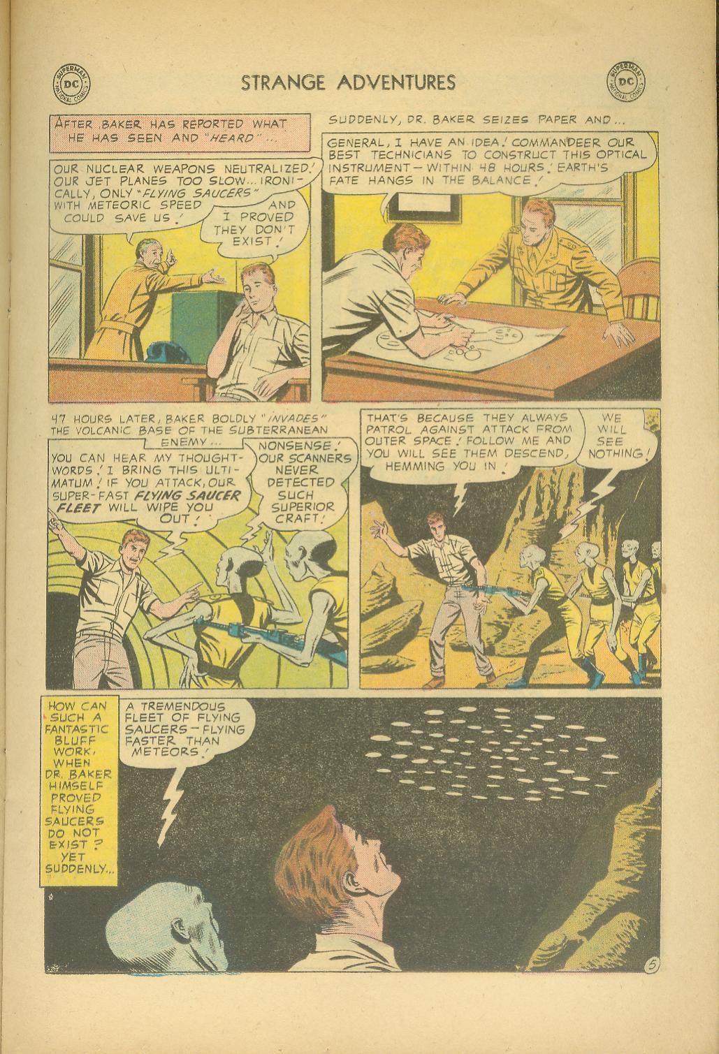 Strange Adventures (1950) issue 76 - Page 15