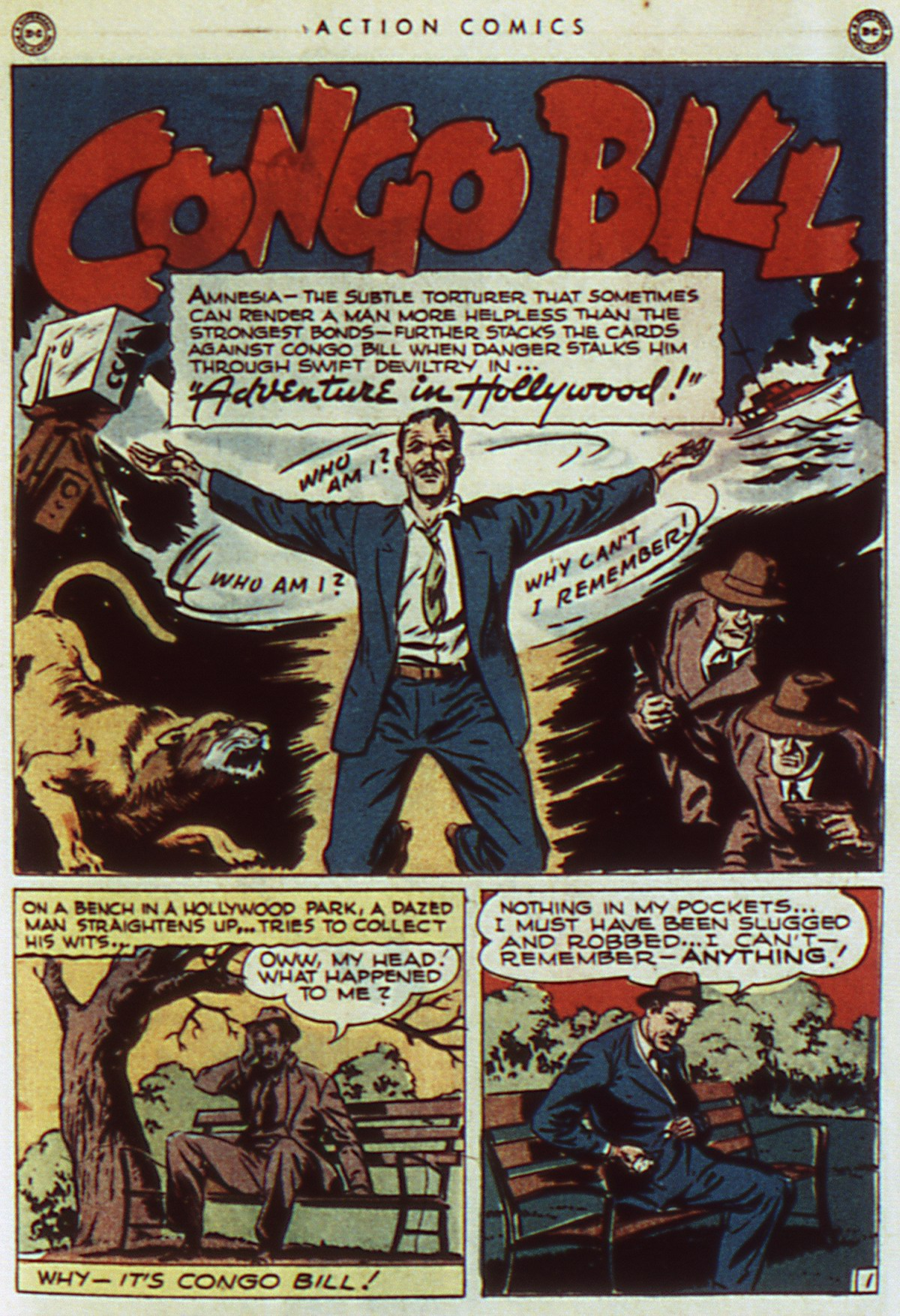 Read online Action Comics (1938) comic -  Issue #96 - 17