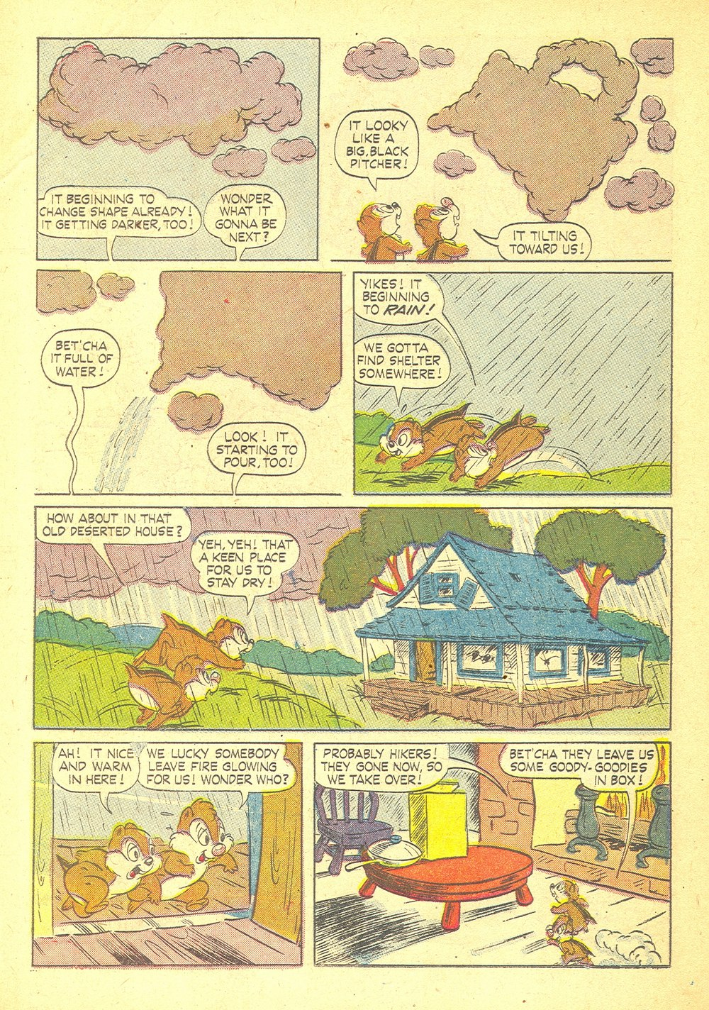 Walt Disneys Chip N Dale issue 21 - Page 22