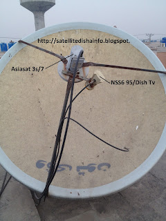 ASIASAT 7 105 5 FTA CHANNELS WITH TPS | Satellite Dish