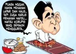 Gambar Karikatur Ramadhan Kartun Lucu