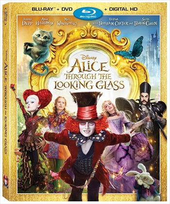 Alice Through The Looking Glass 2016 English Bluray Movie Download