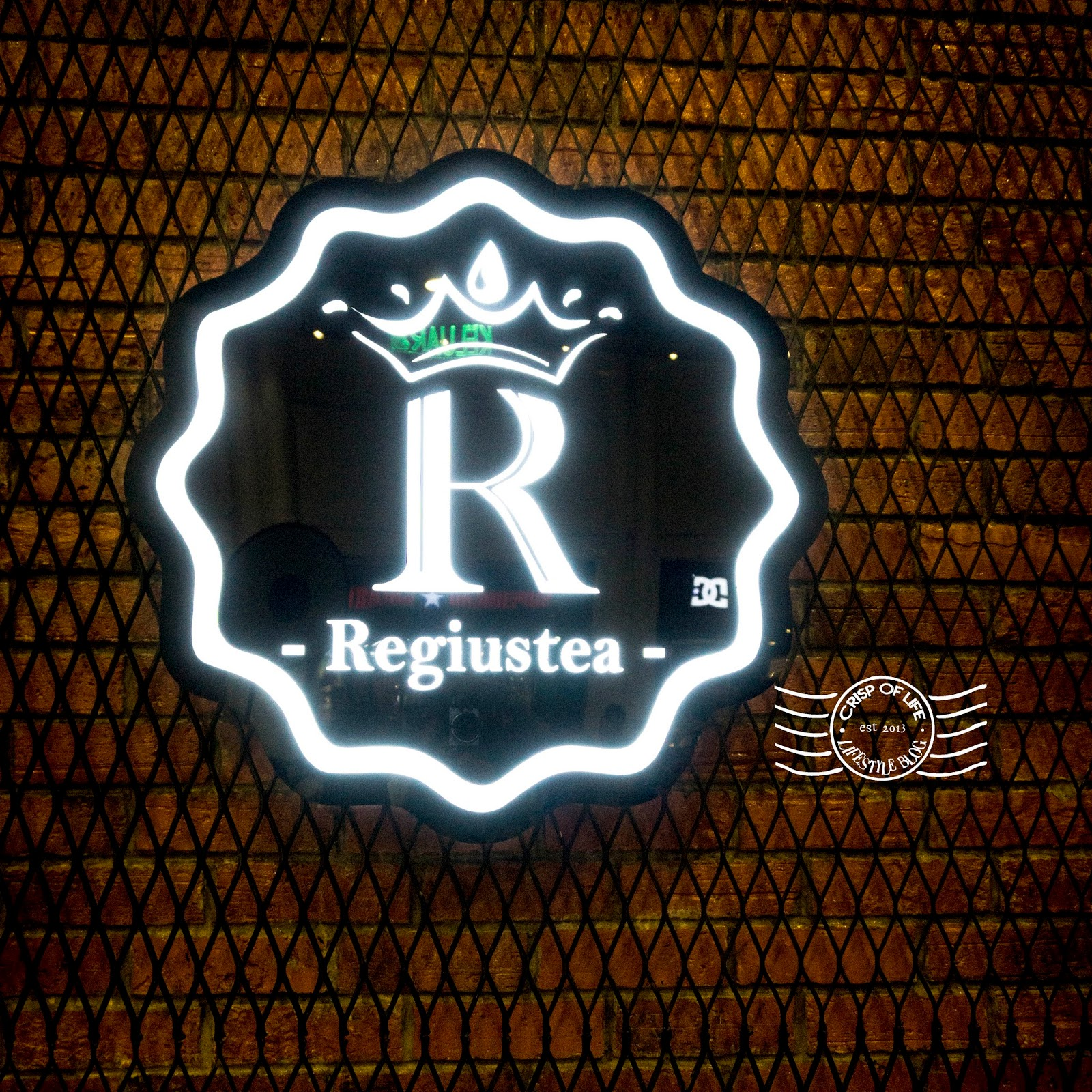 Regiustea @ Queensbay Mall, Penang