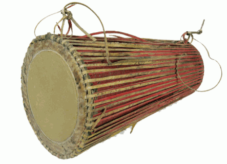 Santali Musical Instruments tumdah