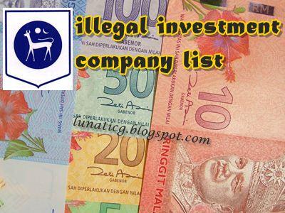 illegal company