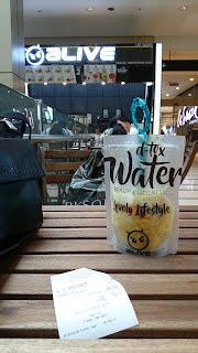 aLive d-tox water Pavilion Elite Bukit Bintang Kuala Lumpur