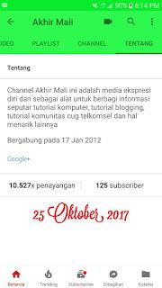 Penantian Iklan Muncul Setelah 10000 Viewers Youtube