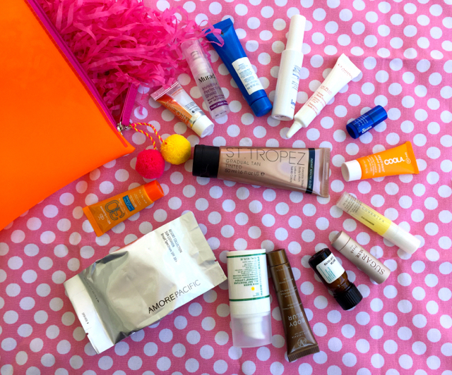 Keep Calm and Craft On: Sephora Favorites 2017 Sun Safety
