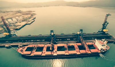 Port relying on coal will set struggling
