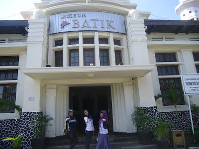 Wisata Pekalongan - Museum batik Pekalongan