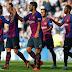 Barcelona sufrió, pero lo remontó y le ganó 2-1 al Real Sociedad