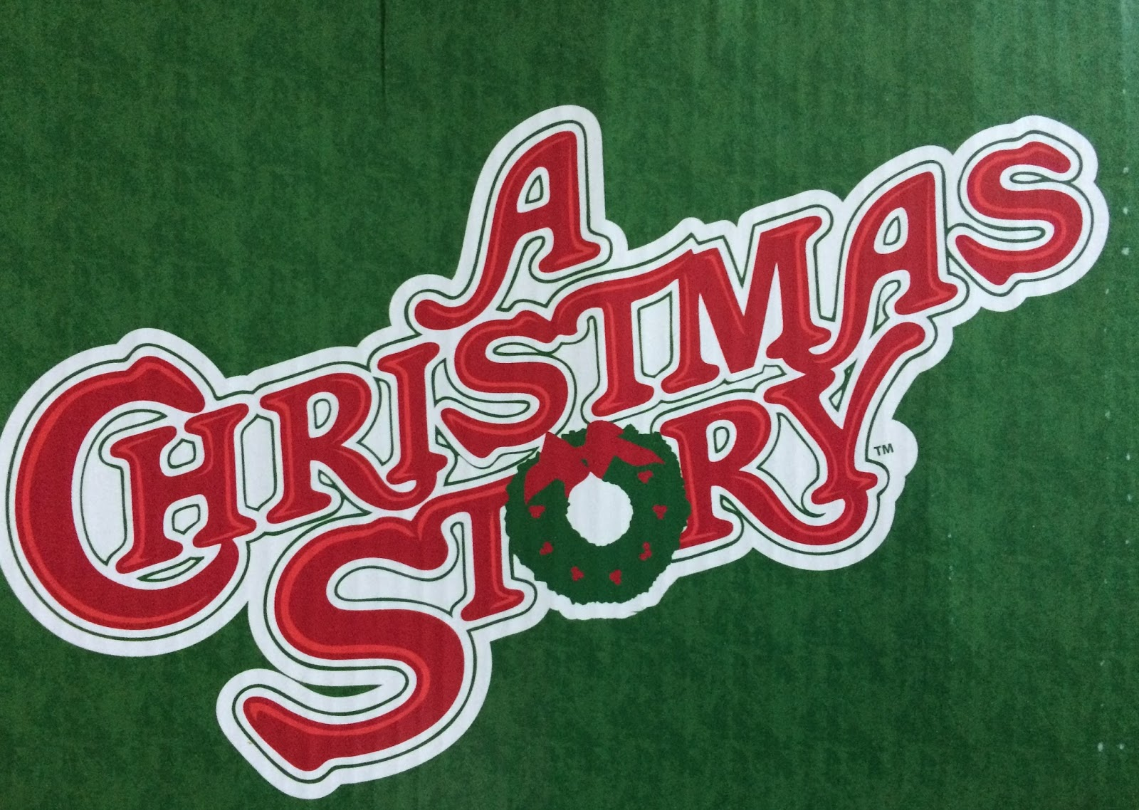 A Little Bit Of Everything A Christmas Story Amp The Leg Lamp