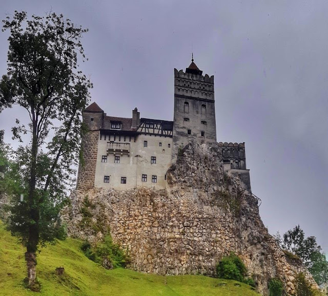 Castelo de Dracula Bran Romenia