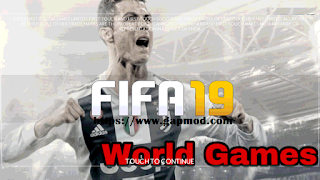 Download FTS Modernistic Fifa Nineteen Novel Transfers (Hd Graphics) Apk data Obb