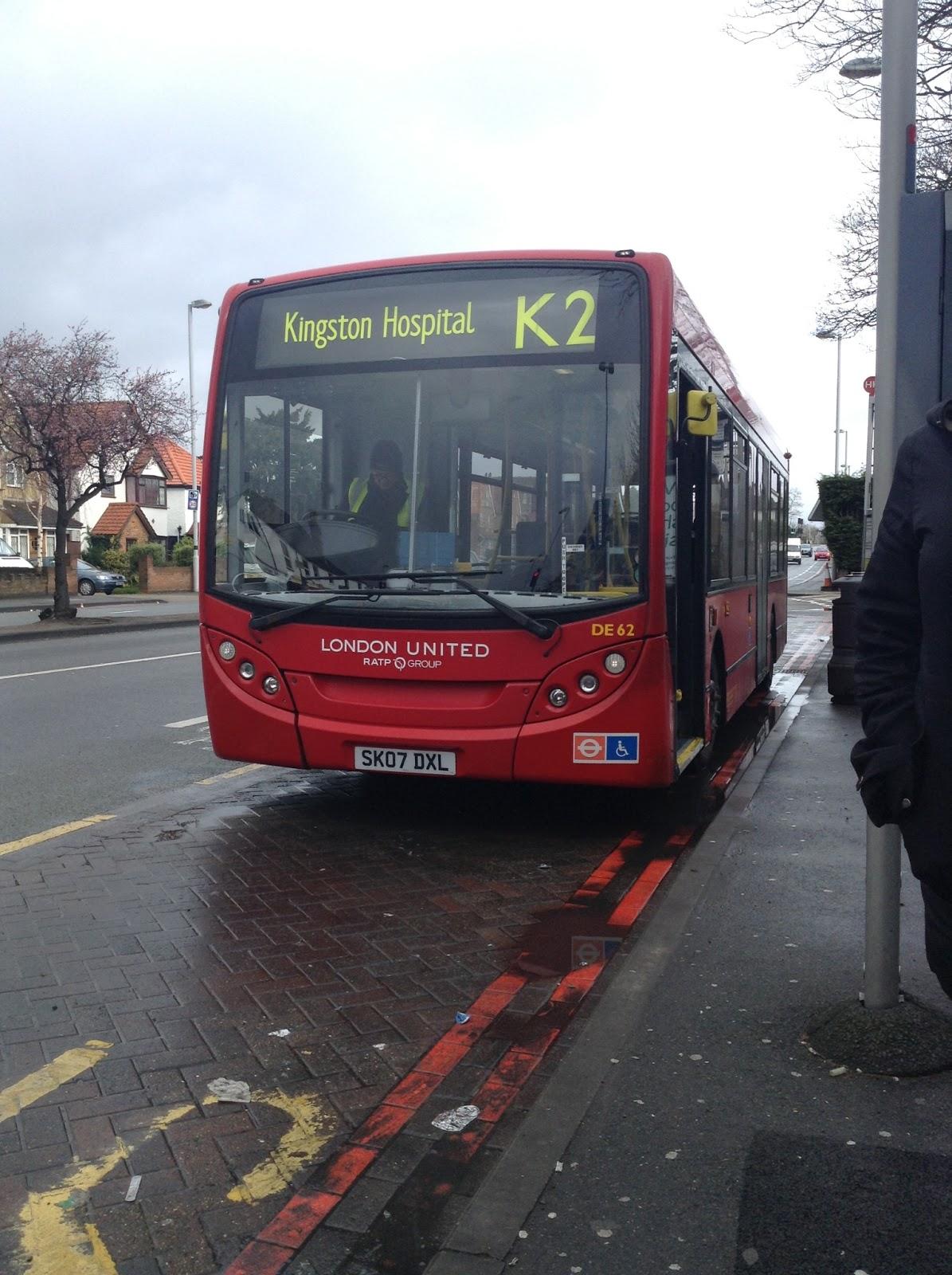 Wltm Transport Blog Routes K1 K3 And K2 K4 29 06 13
