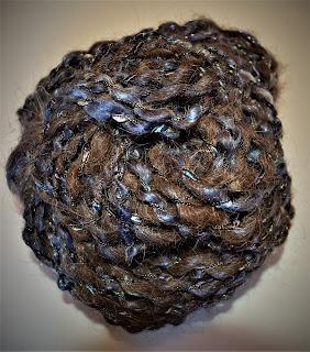 Yes! Donkey fiber can make interesting art yarns! #woolfarming #homsteader