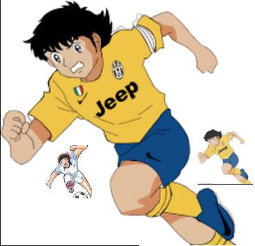 Ternyata Selain Ngefans Dengan Tsubasa Del Piero Belajar Sepakbola