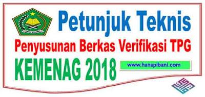 Download SK Dirjen dan Juknis TPG bagi Guru Madrasah 2018