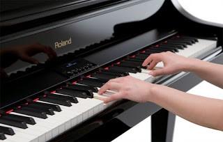 Pilih Digital Piano Atau Keyboard : modul pembelajaran bagaimana cara memainkan alat musik melodis ~ Russianpoet.info Haus und Dekorationen