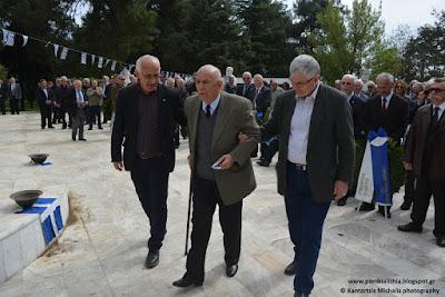 Νικόλαος Παπακωνσταντίνου. Ο μοναδικός επιζών της Μάχης του Λιτοχώρου