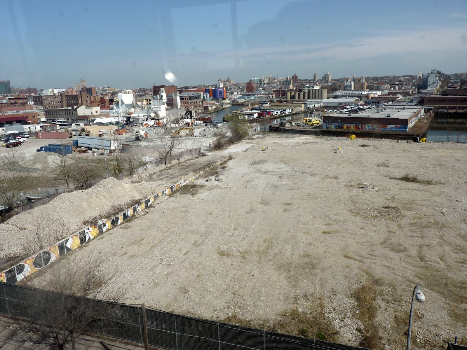 8d74121551 Public Place, the area once known as Citizens Gas Works, a manufactured gas  site, is a highly contaminated plot of land along the Gowanus Canal, ...