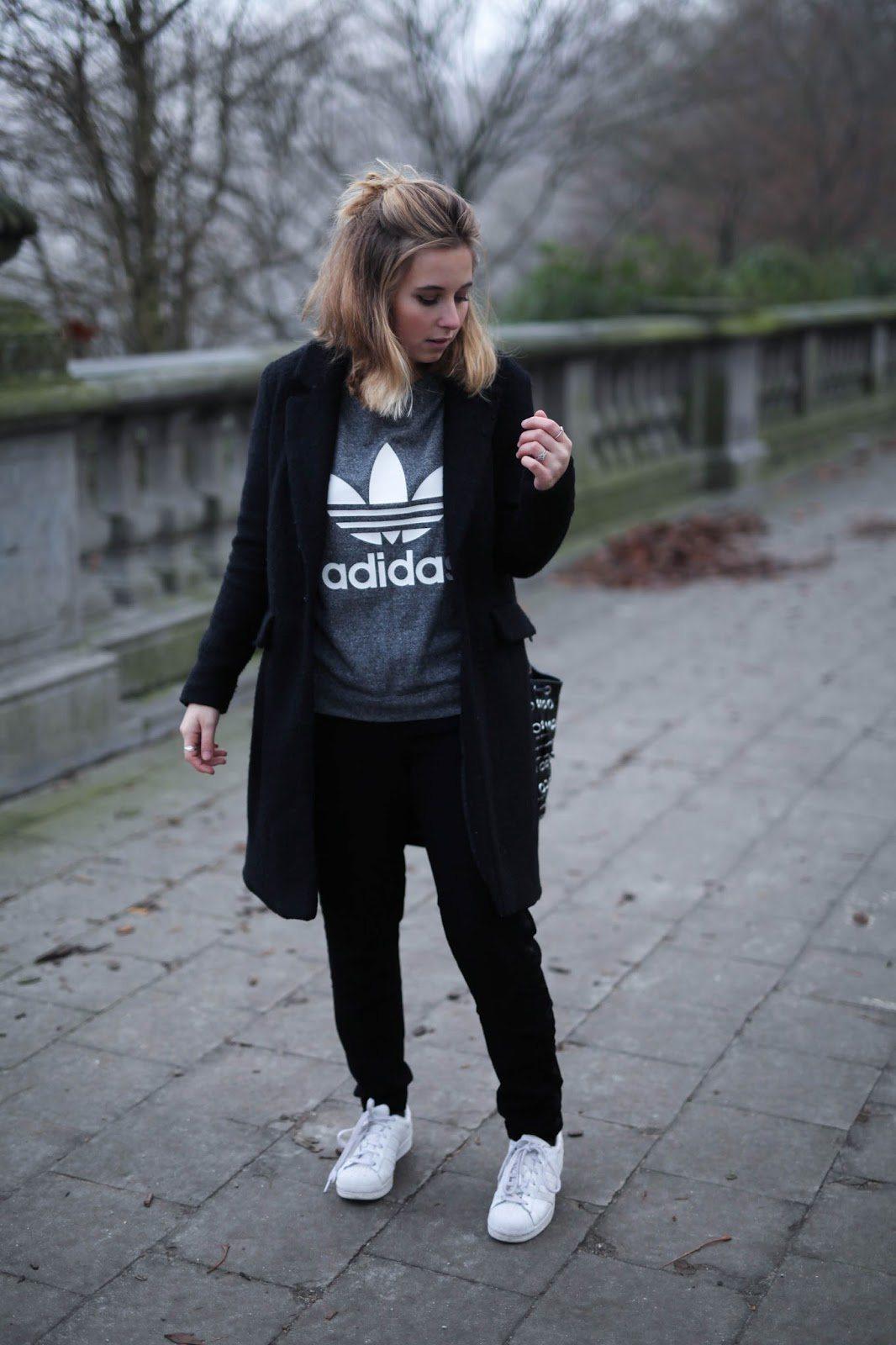 Mélange de styles - comfy sportswear et casual chic ... 98baa4cc261