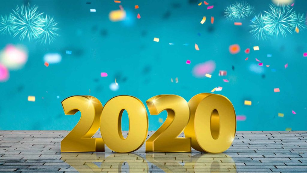 2020 new year celebration photo editing background download