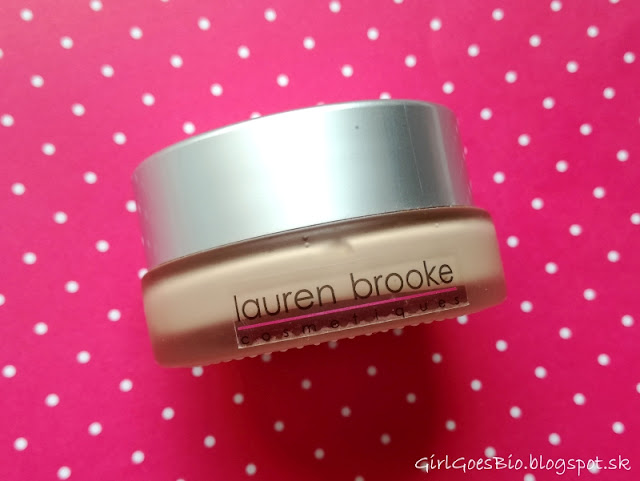 Lauren Brooke Cosmetiques creme foundation neutral 10