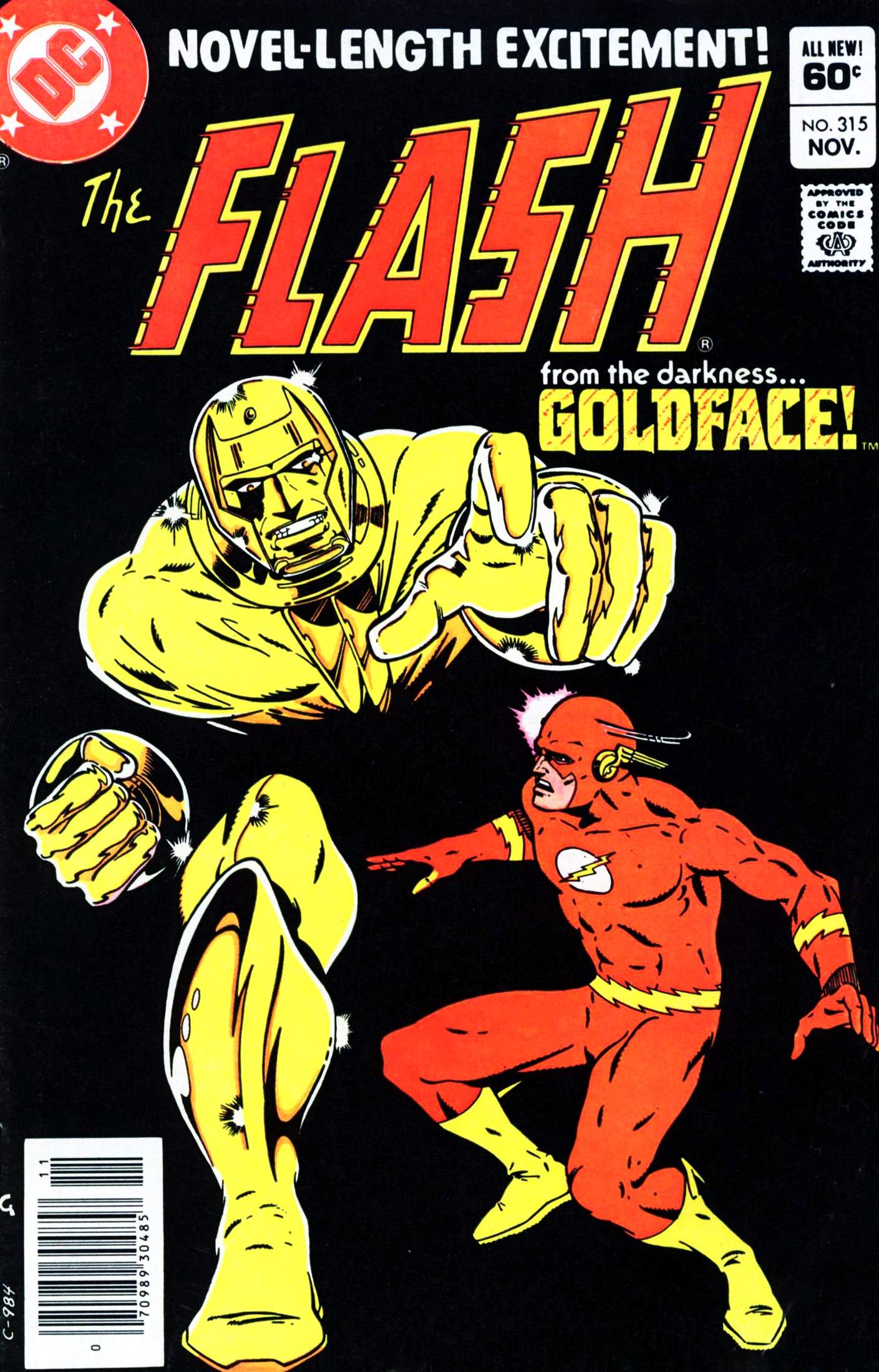 The Flash (1959) issue 315 - Page 1