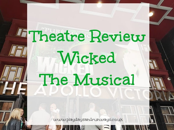 Theatre Review - Wicked at The Apollo Victoria, London