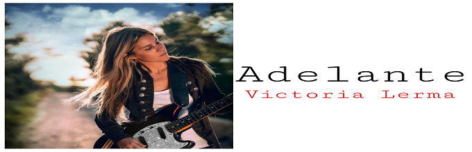 ENTREVISTAENTREVISTA | Victoria Lerma nos presenta su último álbum ´Adelante´. | Victoria Lerma nos presenta su último álbum Adelante.