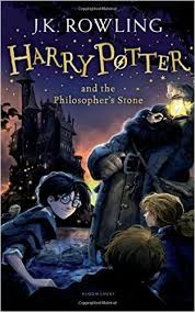 HARRY POTTER - BOOK COVER