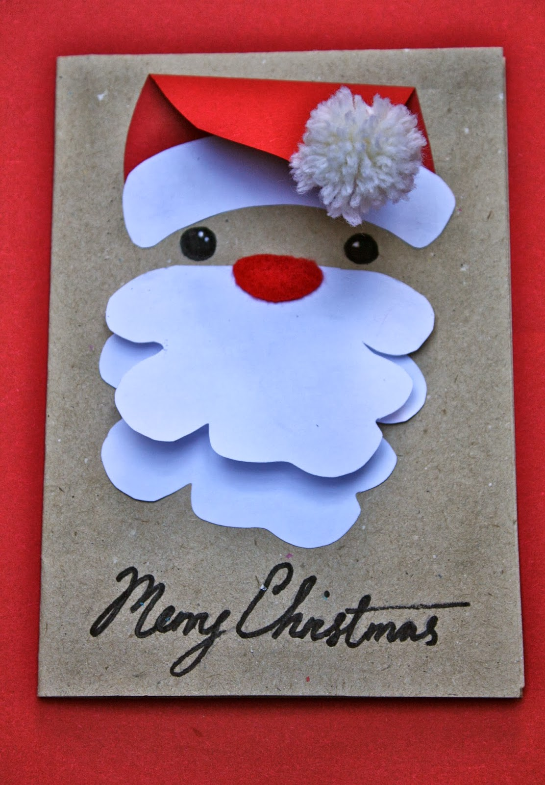 Handmade Christmas Cards - Part One - Mrs Fox's life, home ...